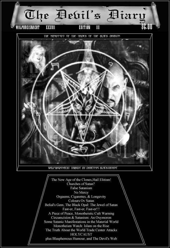 Codex Daemonvm: The Devil's Diary