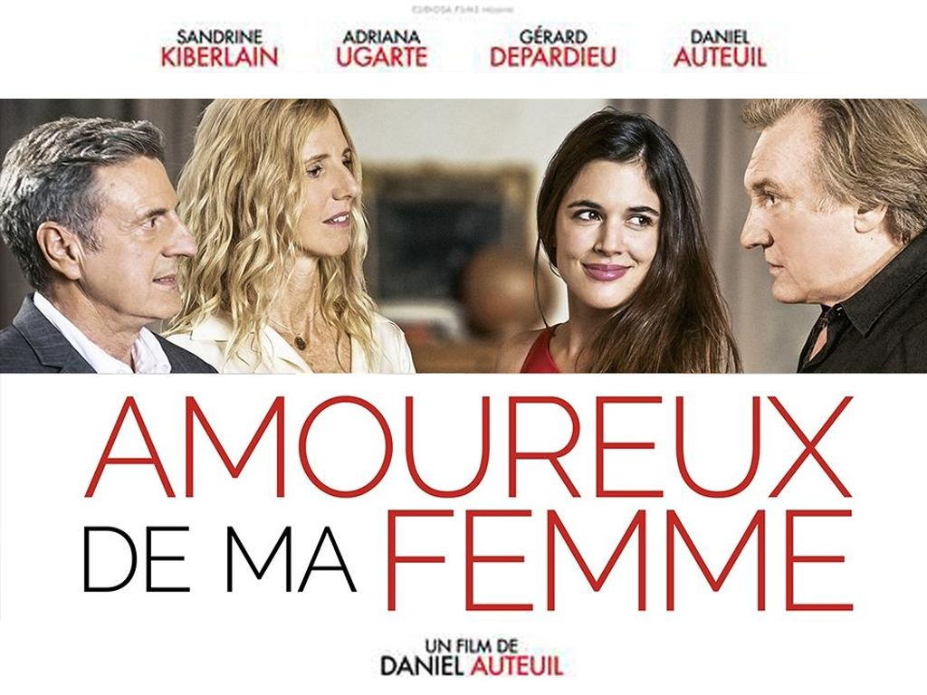 Ερωτευμένος με τη γυναίκα μου (Amoureux de ma femme) Poster Πόστερ Wallpaper