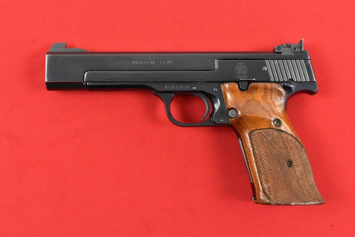 smith and wesson m41