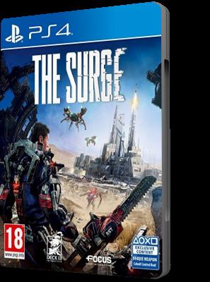 [PS4] The Surge (2017) - SUB ITA