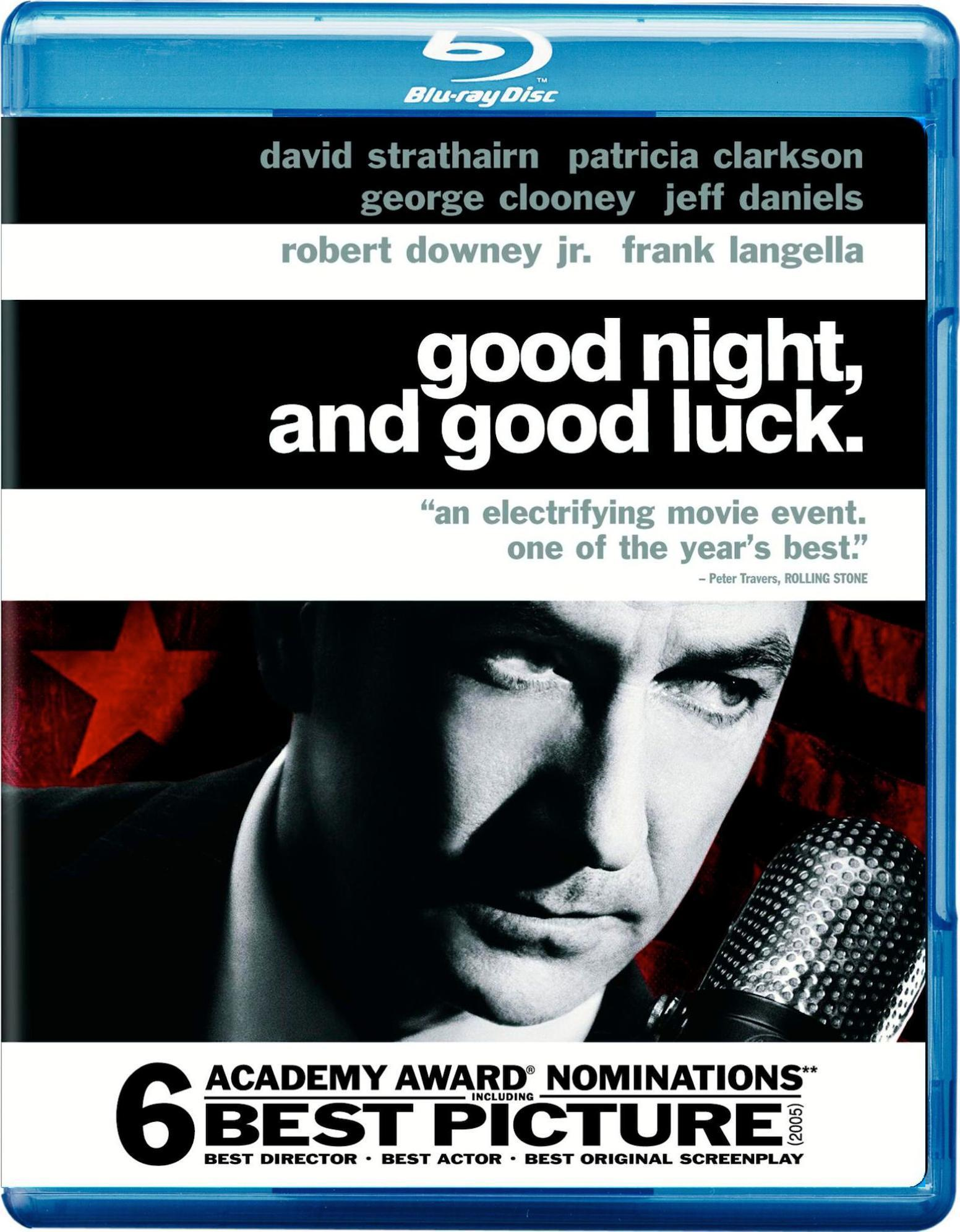Good Night, and Good Luck. (2005) BDRA BluRay Full AVC DD ITA ENG Sub - DDN