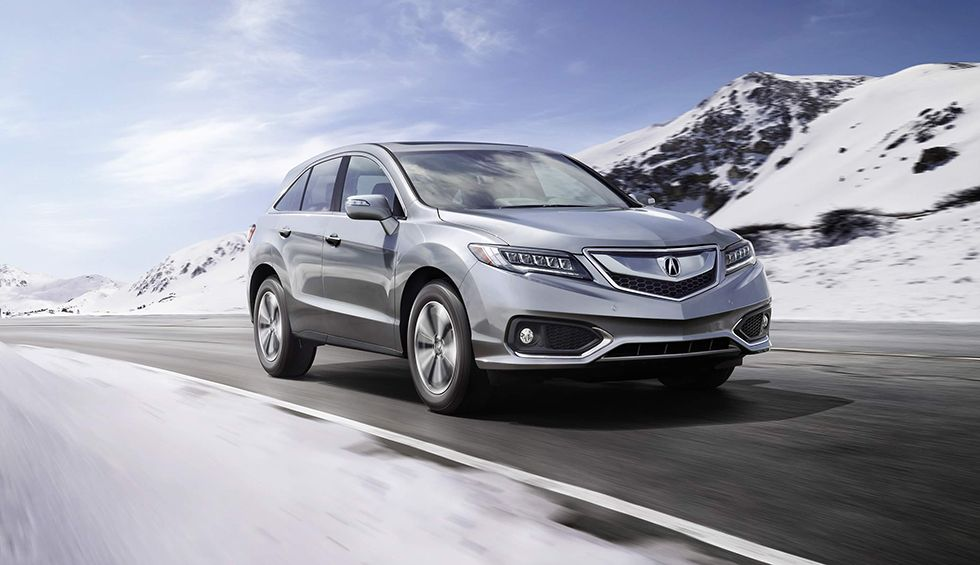 2018 Acura RDX Styling