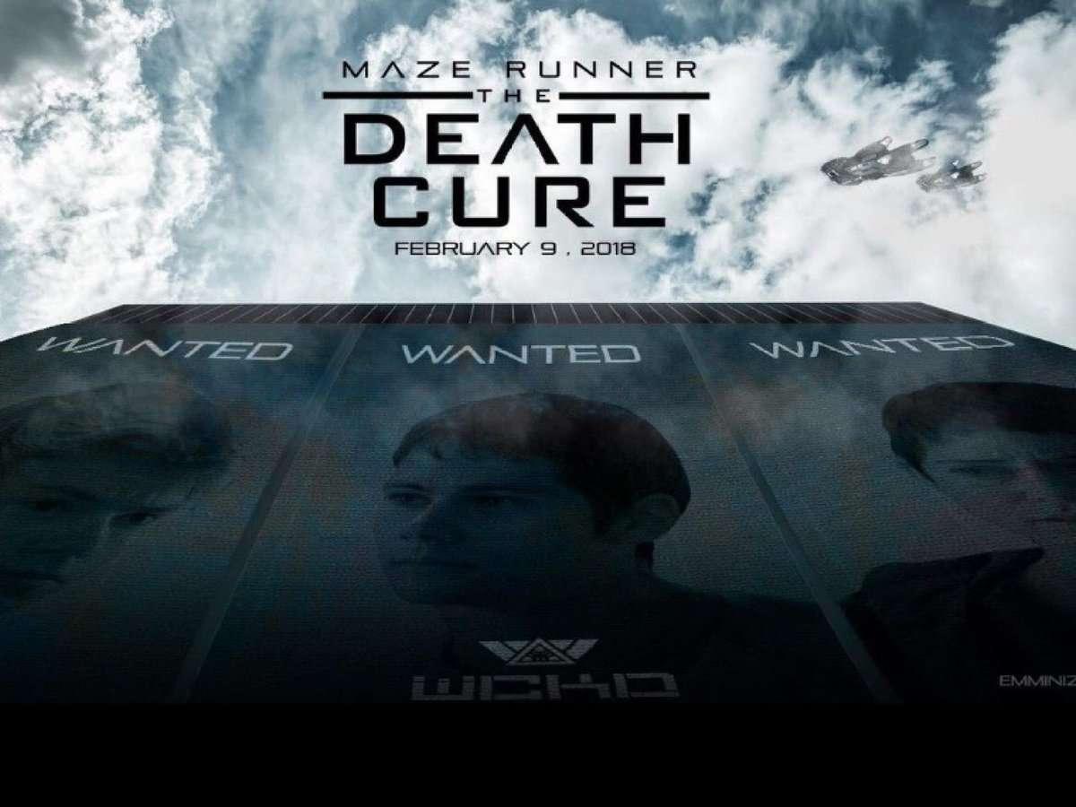 O Λαβύρινθος: Η Τελική Δοκιμασία (Maze Runner: The Death Cure) Movie