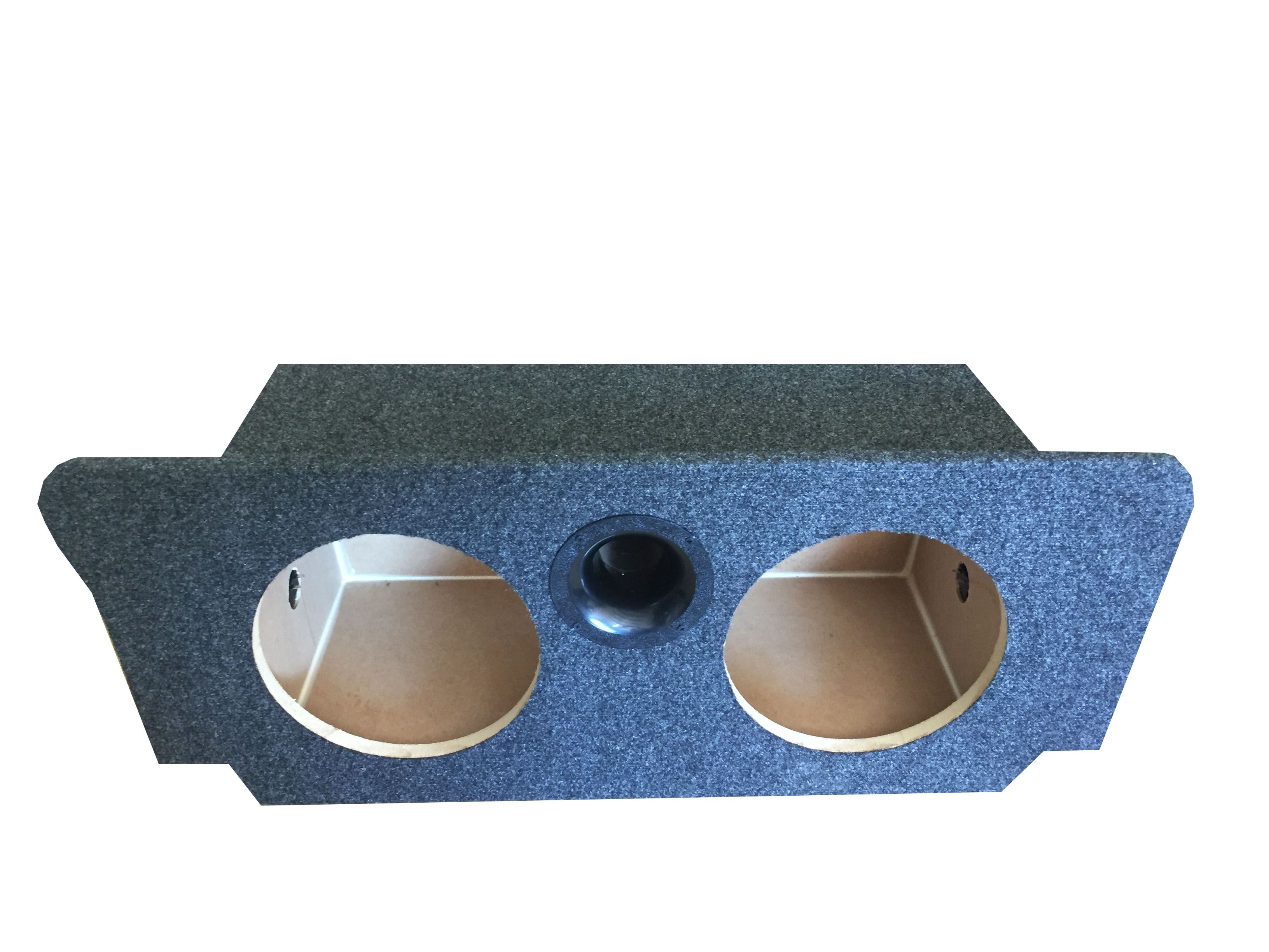 "VENTED 2005-2010 CHRYSLER 300 Subwoofer Sub Box Zenclosures 2-12/"" PORTED"