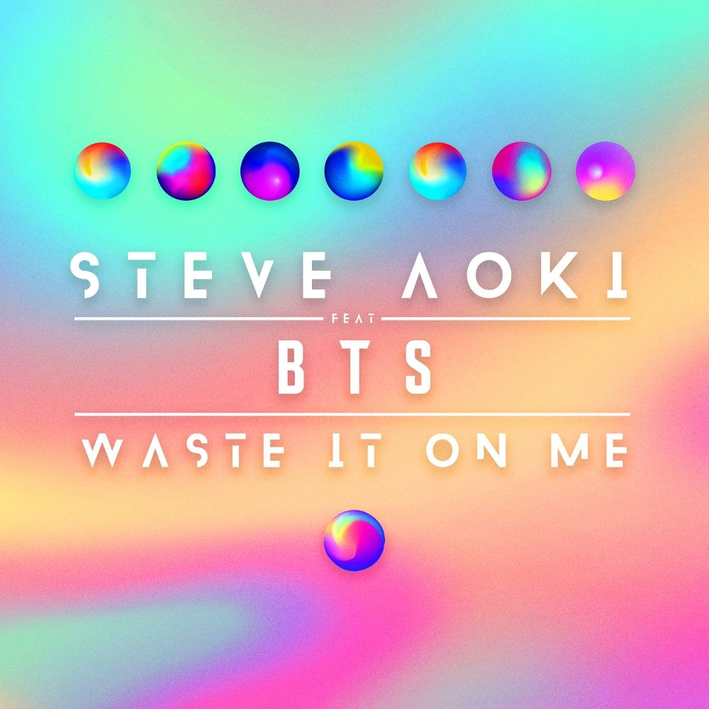 Download [Single] Waste It On Me (feat  BTS (방탄소년단)) (MP3 +