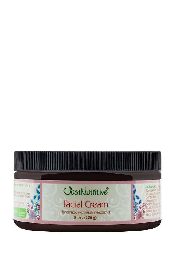 Just Nutritive Facial Cream 8 oz.