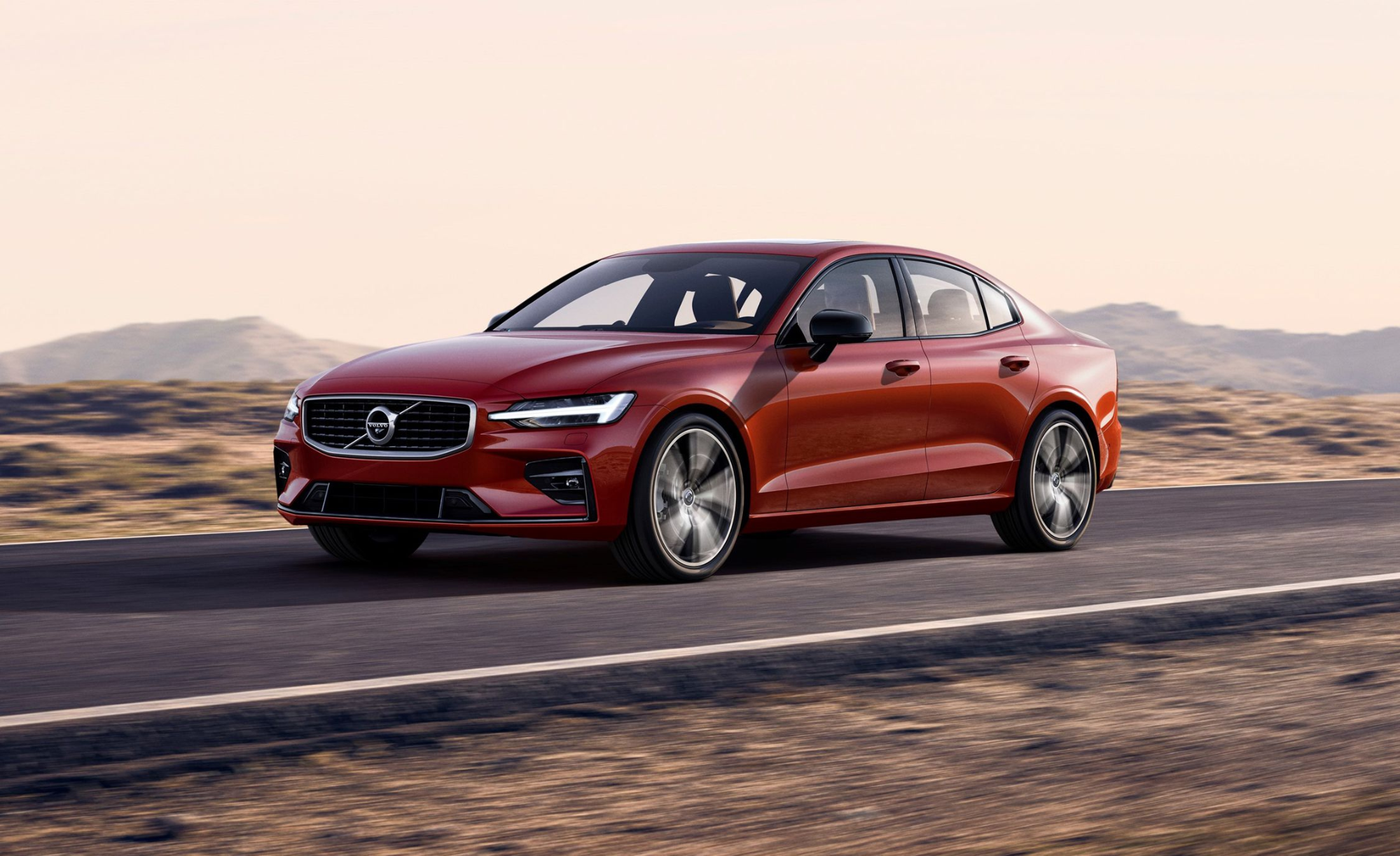 2020 Volvo S60 Exterior Styling