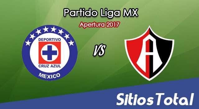 Cruz Azul vs Atlas en Vivo – Transmisión por TV, Online, Radio en Linea, MxM – Apertura 2017 – Liga MX