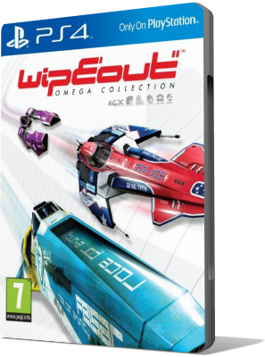 [PS4] WipEout Omega Collection (2017) - SUB ITA