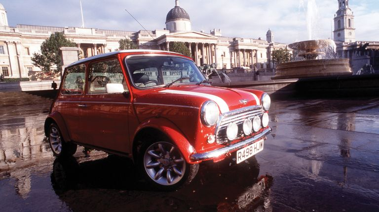MINI Cooper European Car of the Century Award
