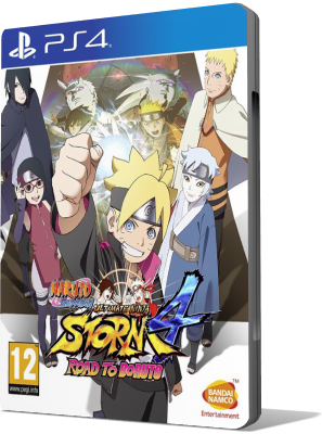 [PS4] NARUTO SHIPPUDEN: Ultimate Ninja STORM 4 Road to Boruto (2017) - SUB ITA