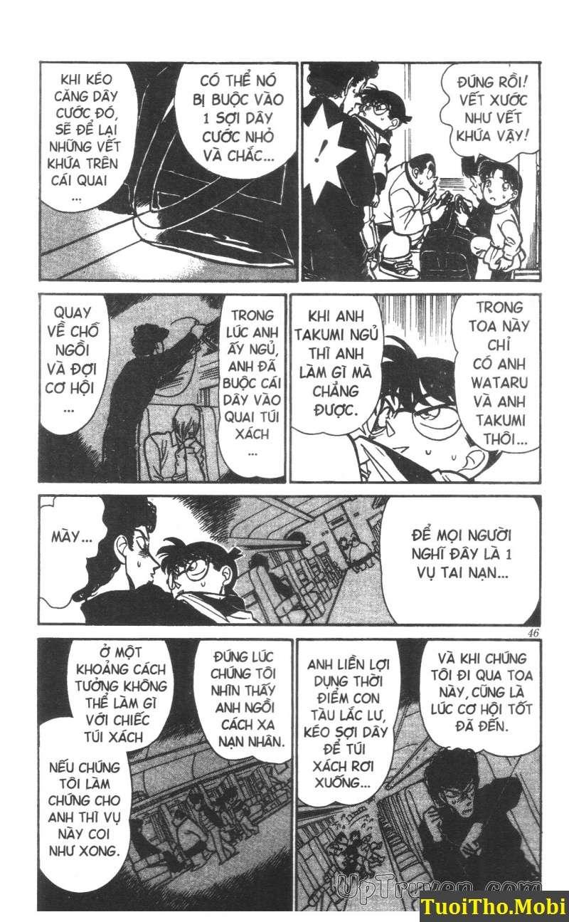 đọc truyện Conan bộ đặc biệt chap 11 trang 11