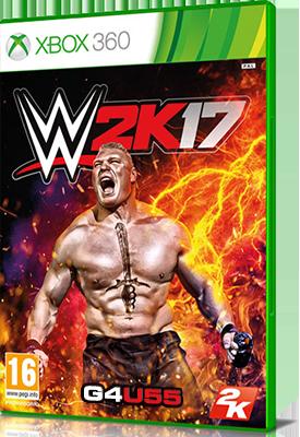 [XBOX360] WWE 2K17 (2016) - SUB ITA