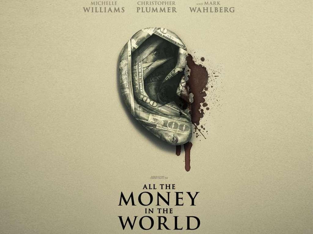 Όλα τα Λεφτά του Κόσμου (All the Money in the World) Quad Poster Πόστερ