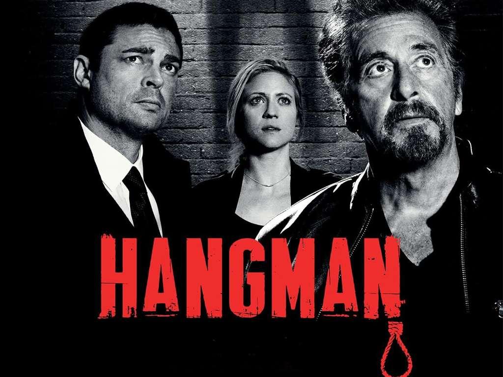Το Παιχνίδι του Δολοφόνου (Hangman) Quad Poster Πόστερ