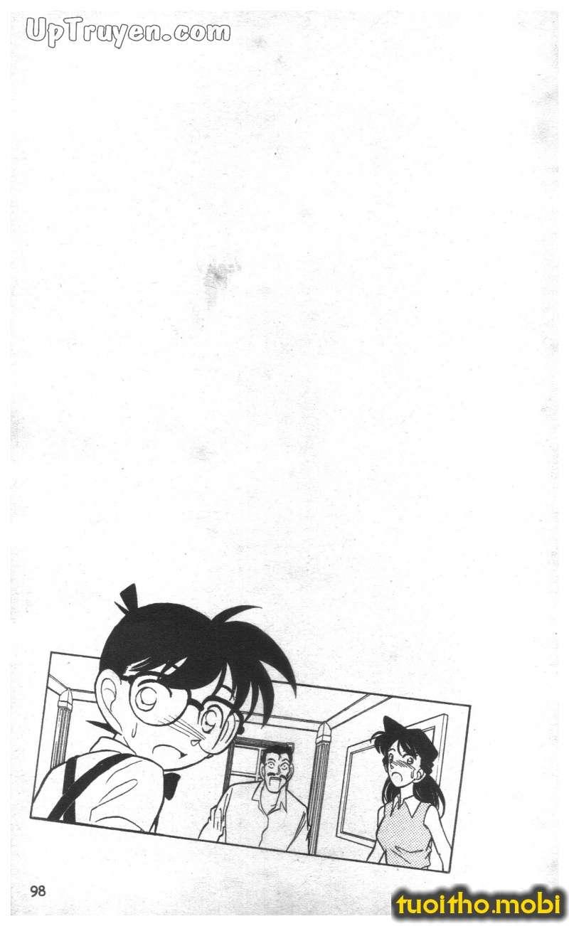 đọc truyện Conan bộ đặc biệt chap 32 trang 31