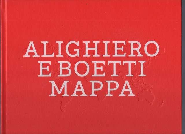 Alighiero e Boetti: Mappa, Ammann, Jean-Christophe