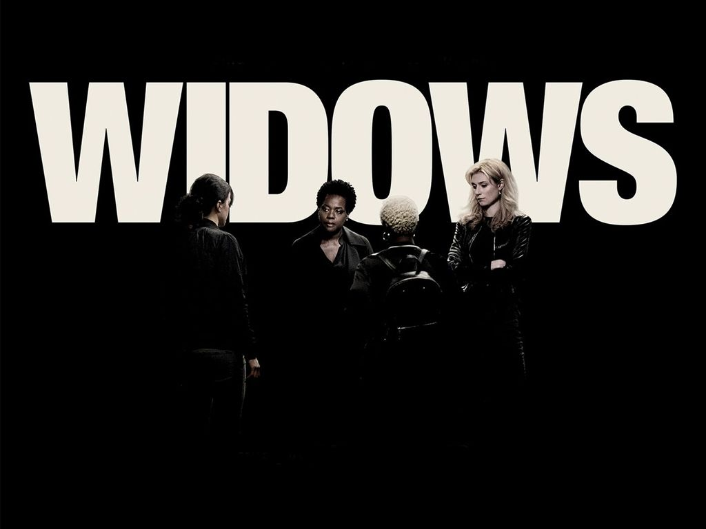 Οι Χήρες (Widows) Quad Poster