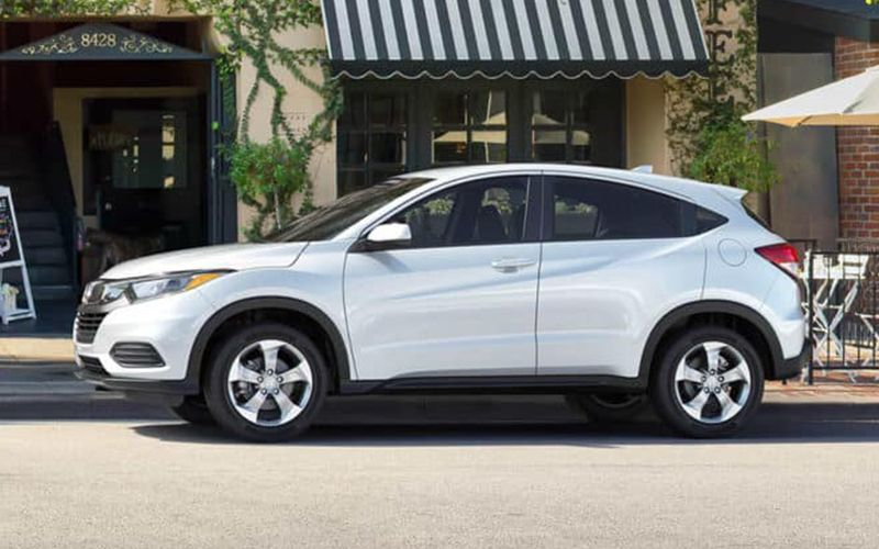2019 Honda HR-V Exterior Styling