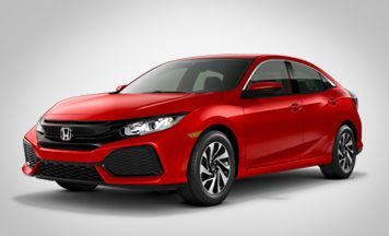2018 Honda Civic Hatchback in Cincinnati OH