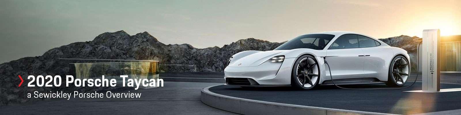 2020 Porsche Taycan Model Review