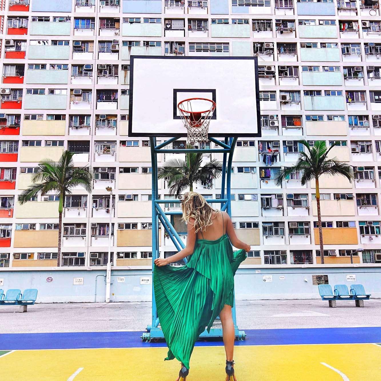Choi Hung Estate - Hong Kong