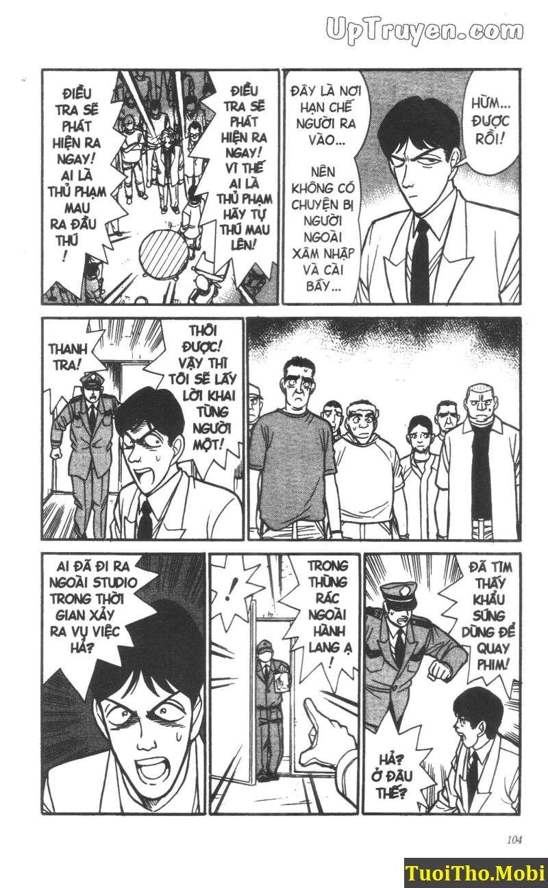 đọc truyện Conan bộ đặc biệt chap 14 trang 13