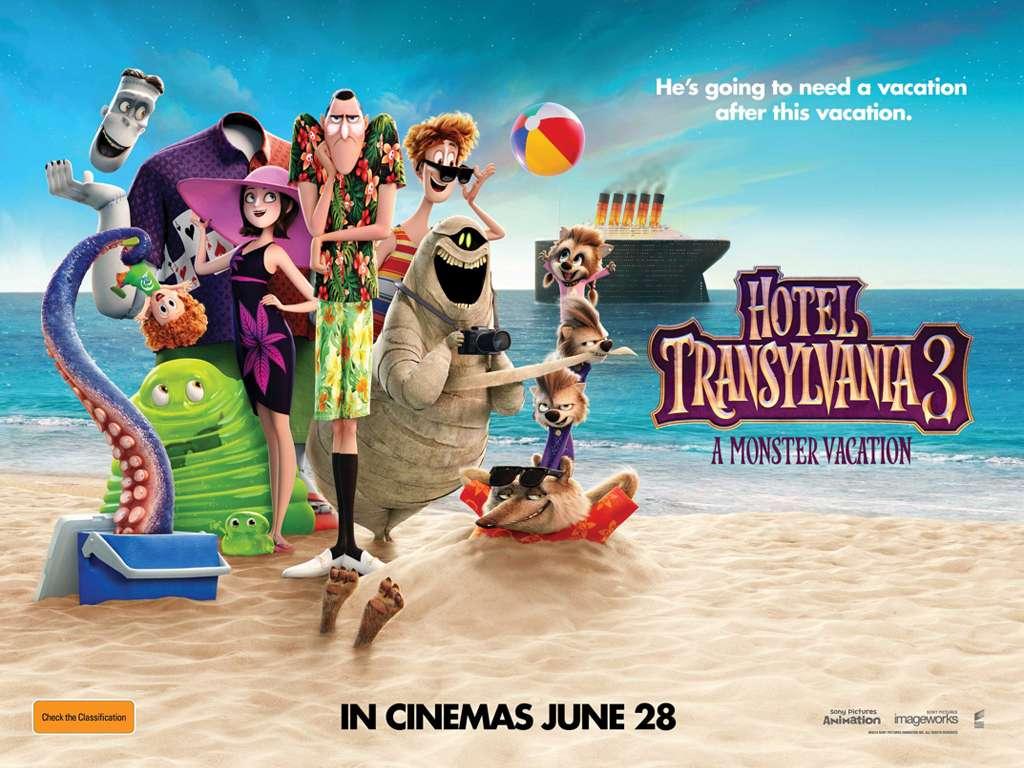 Ξενοδοχείο για Τέρατα 3: Ώρα για Διακοπές (Hotel Transylvania 3: Summer Vacation) Movie