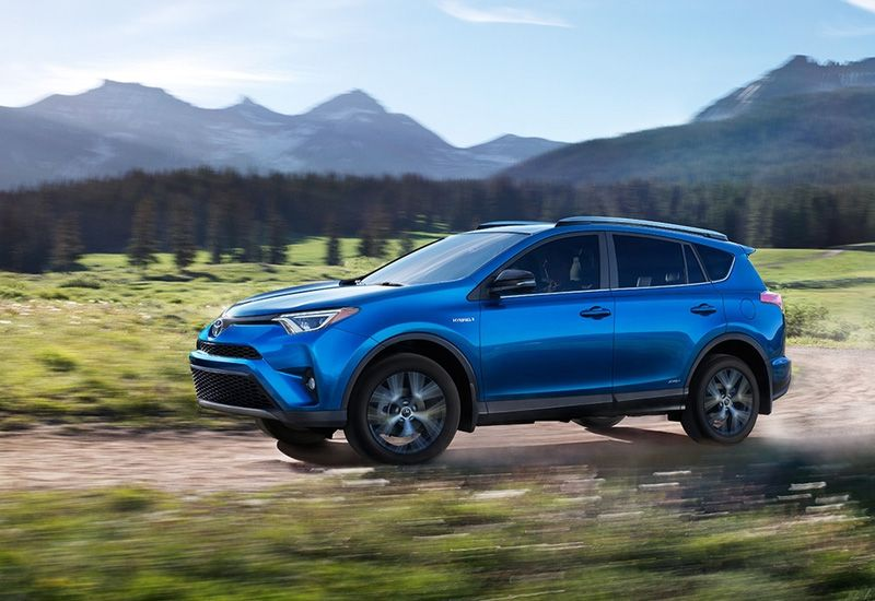 Toyota RAV4 Hybrid fuel efficiency