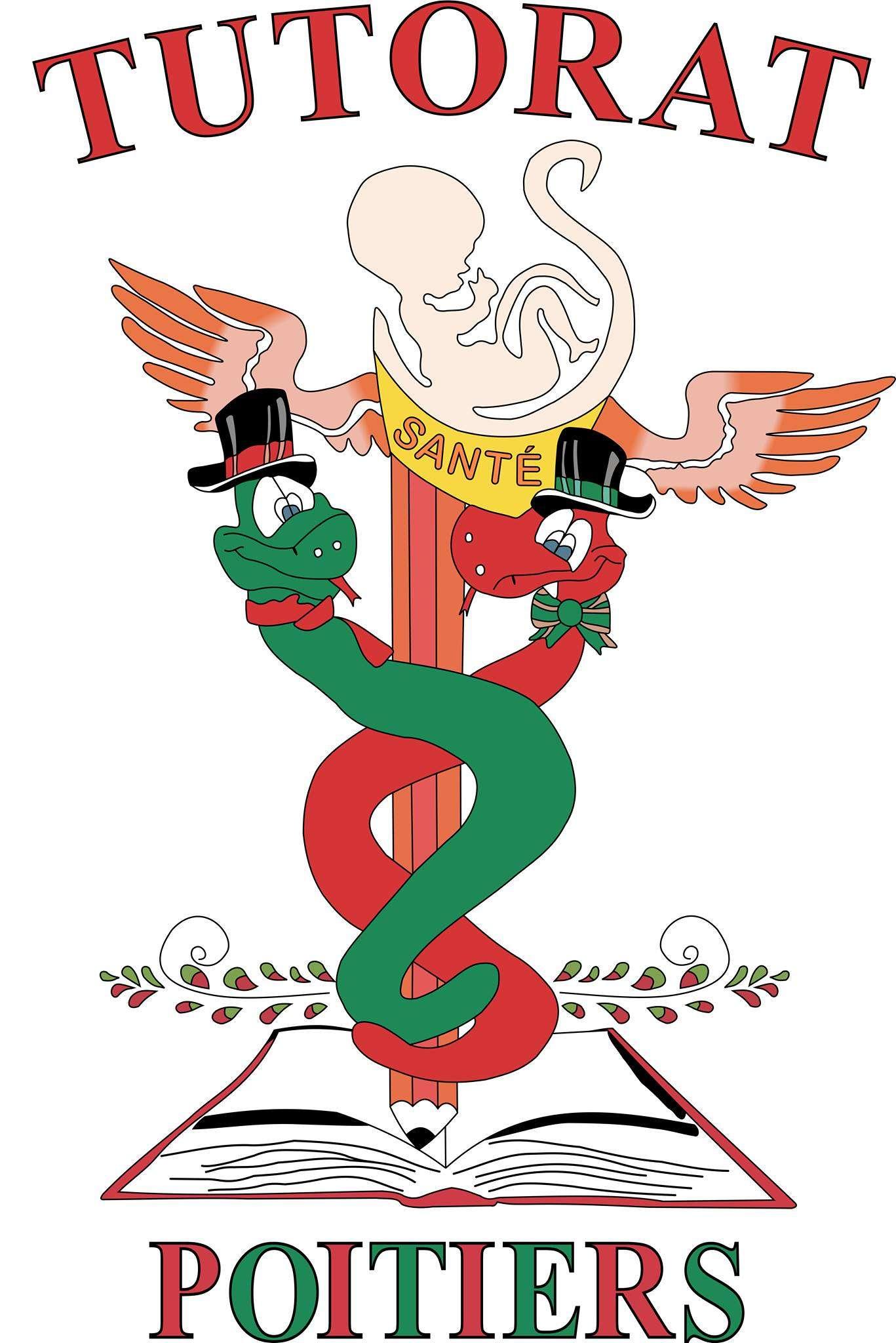 Logo du Tutorat de Poitiers