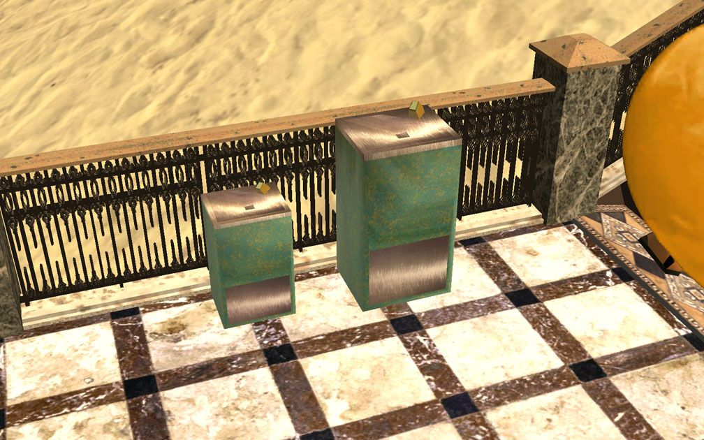My Projects - CSO's I Have Imported, Path Add-Ons - FTA's Drinking Fountains, Close-Up, Image 03