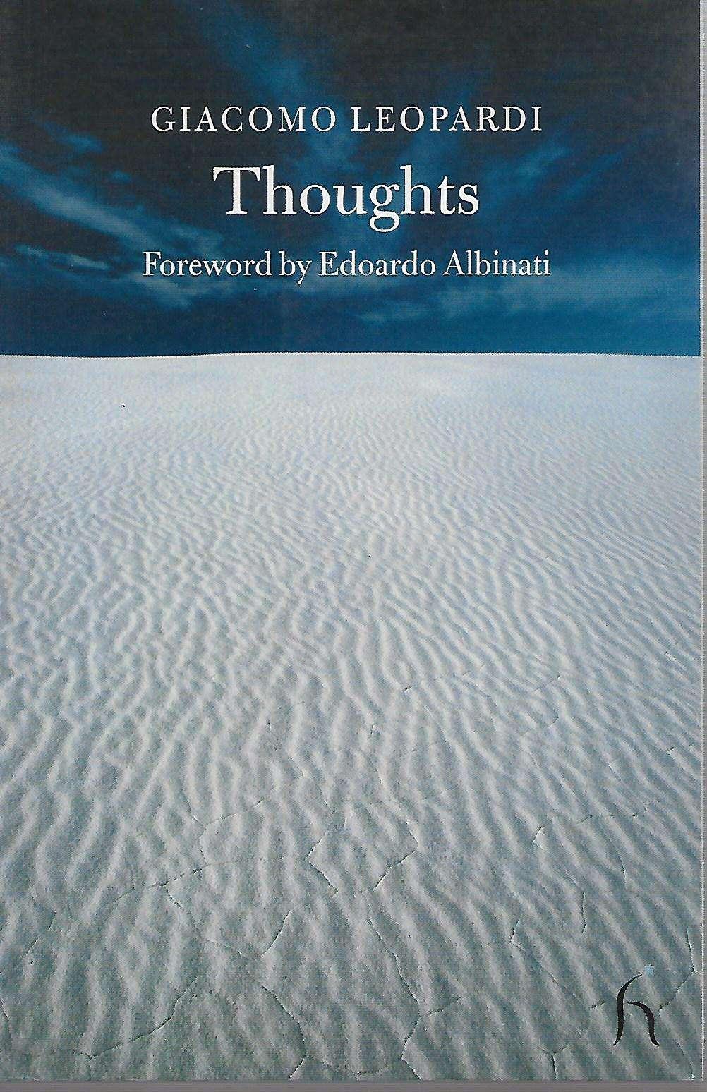 Thoughts (Hesperus Classics), Giacomo Leopardi