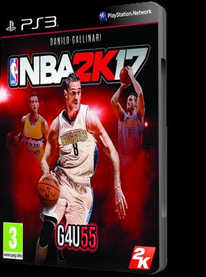 [PS3] NBA 2K17 (2016) - SUB ITA