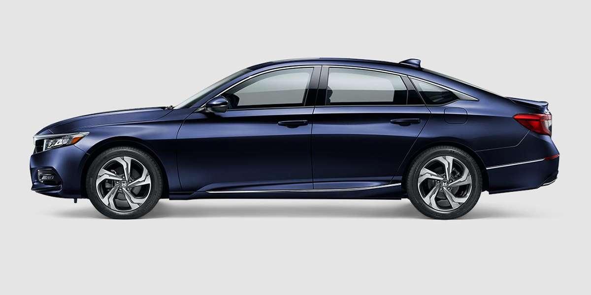 2018 Honda Accord EX in Obsidian Blue