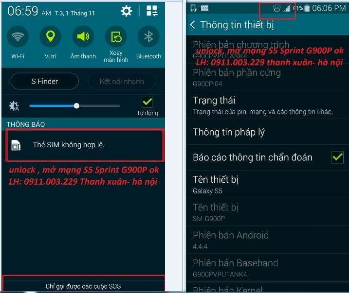 MỞ MẠNG UNLOCK SAMSUNG NOTE 5 N920C N920V N920P N920T