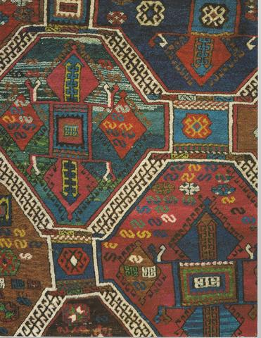 Through the collector's eye: Oriental rugs from New England private collections, Bailey, Julia; Hopkins, Mark