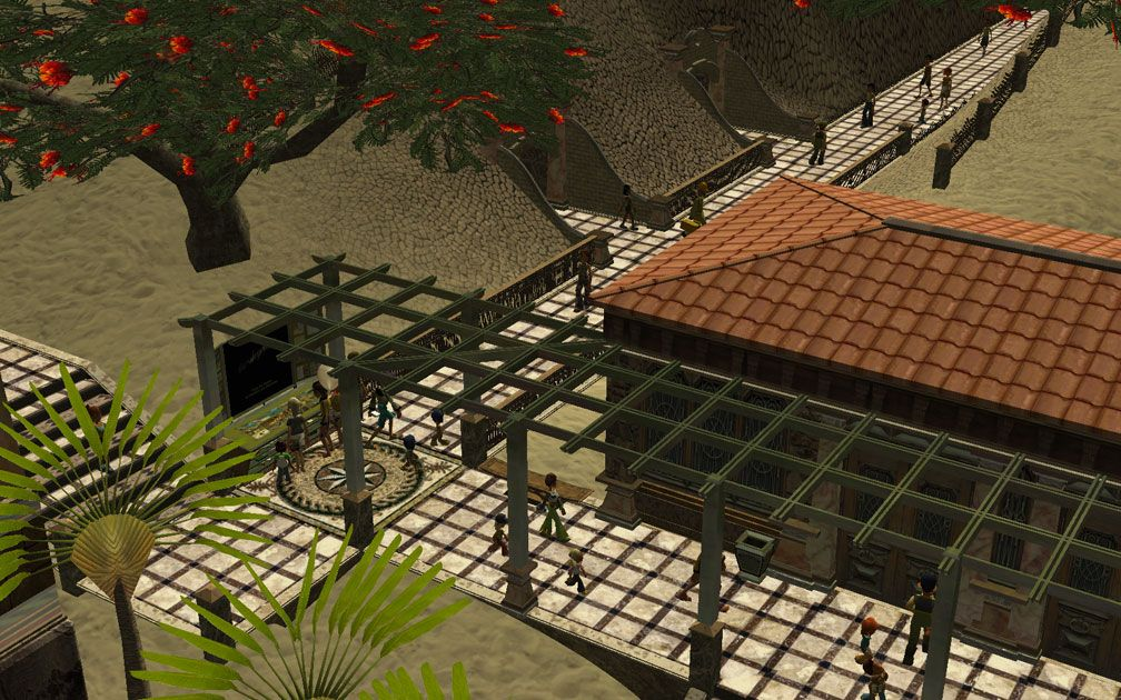 My Projects - CSO's I Have Imported, Walls, Tunnels, and Fences - Tunnel Entrances To Underground Attractions: Nocturnal House And Reptile & Amphibian House, Image 06