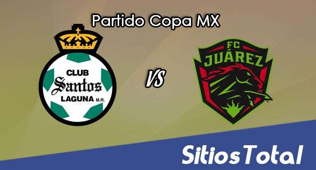 Santos vs FC Juarez en Vivo – Online, Por TV, Radio en Linea, MxM – Apertura 2017 – Copa MX