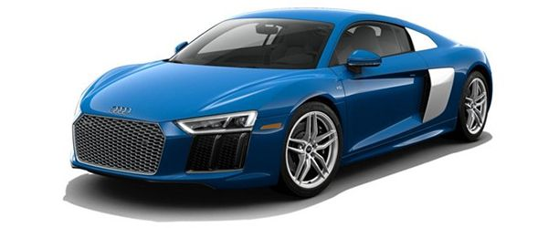 Audi R8 Coupe Lease Offer Santa Monica