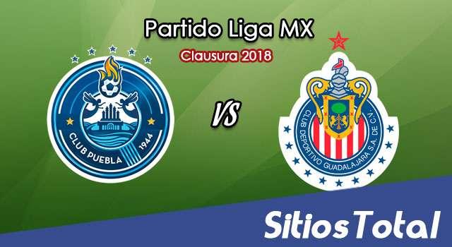 Puebla vs Chivas en Vivo – Liga MX – Viernes 2 de Febrero del 2018