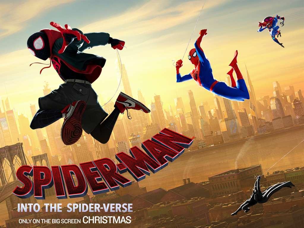Spider-Man: Μέσα στο Αραχνο-σύμπαν (Spider-Man: Into the Spider-Verse) Movie