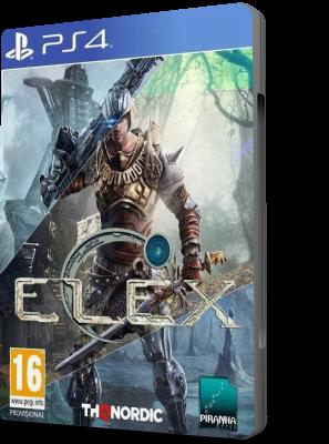 [PS4] ELEX (2017) - SUB ITA