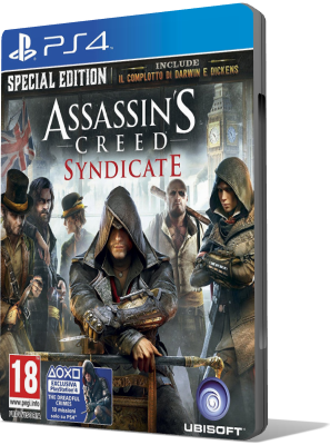 [PS4] Assassin's Creed Syndicate (2015) - FULL ITA