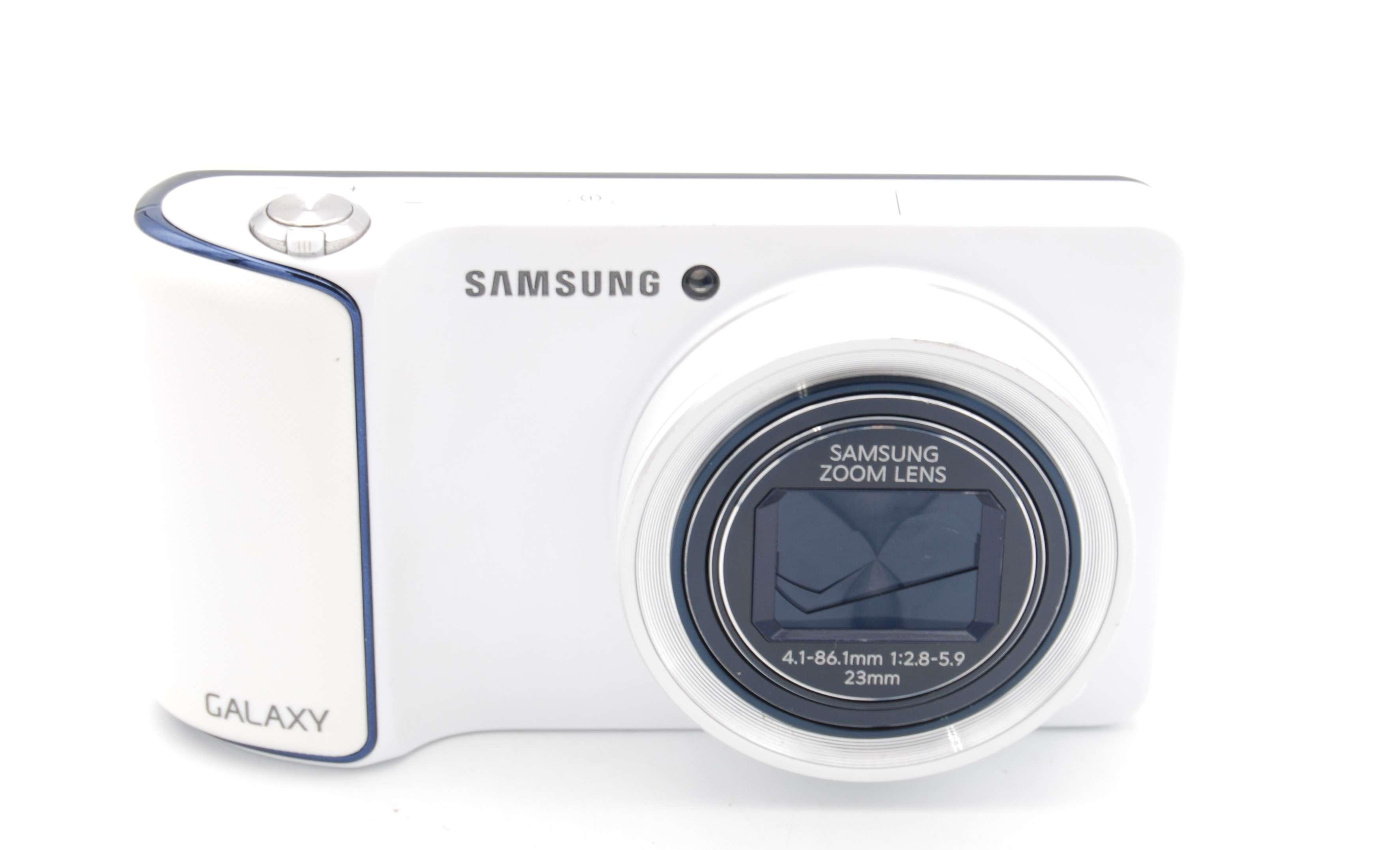 Samsung Galaxy Camera Thoroughly