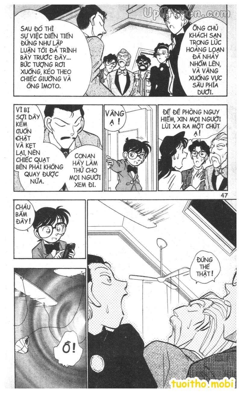 đọc truyện Conan bộ đặc biệt chap 20 trang 6
