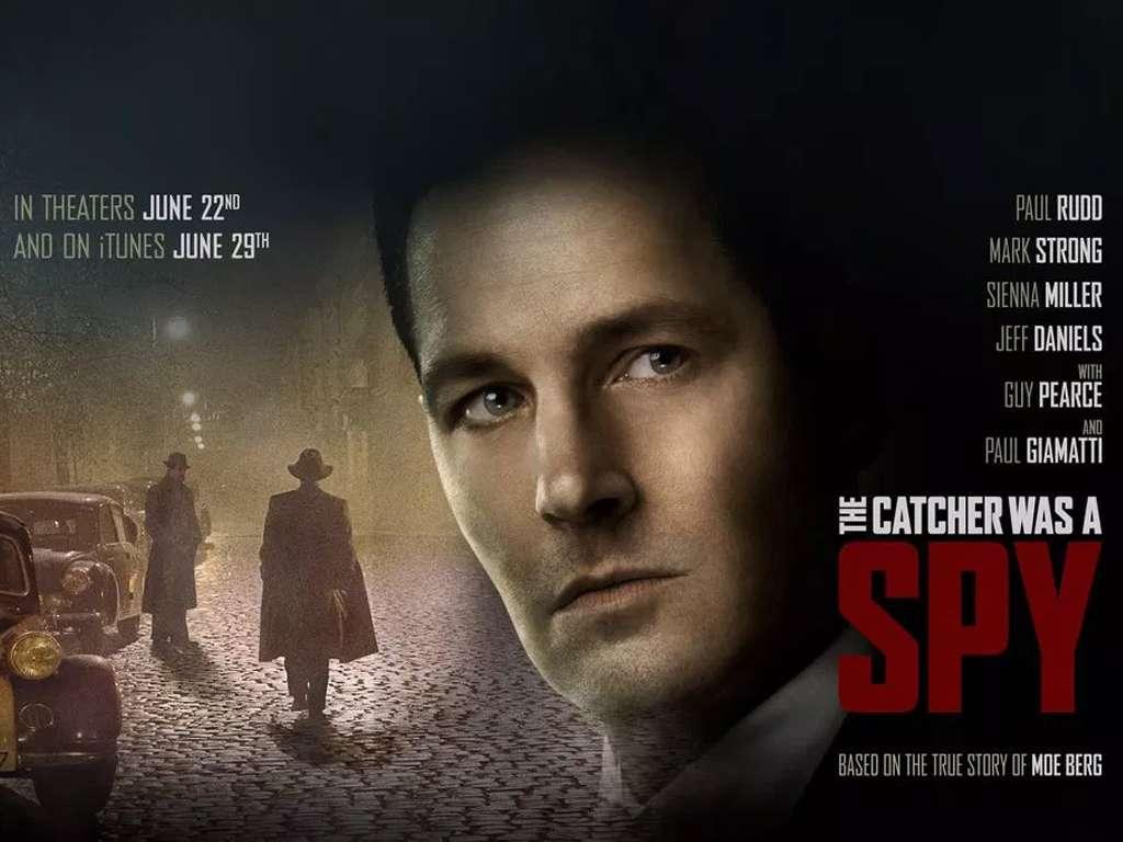 Υπεράνω πάσης υποψίας (The Catcher Was A Spy) Quad Poster Πόστερ
