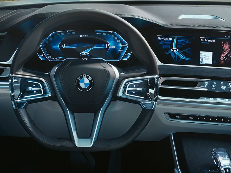 2019 BMW X7 Technology Features