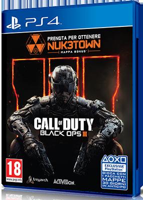 [PS4] Call of Duty: Black Ops III (2015) - FULL ITA
