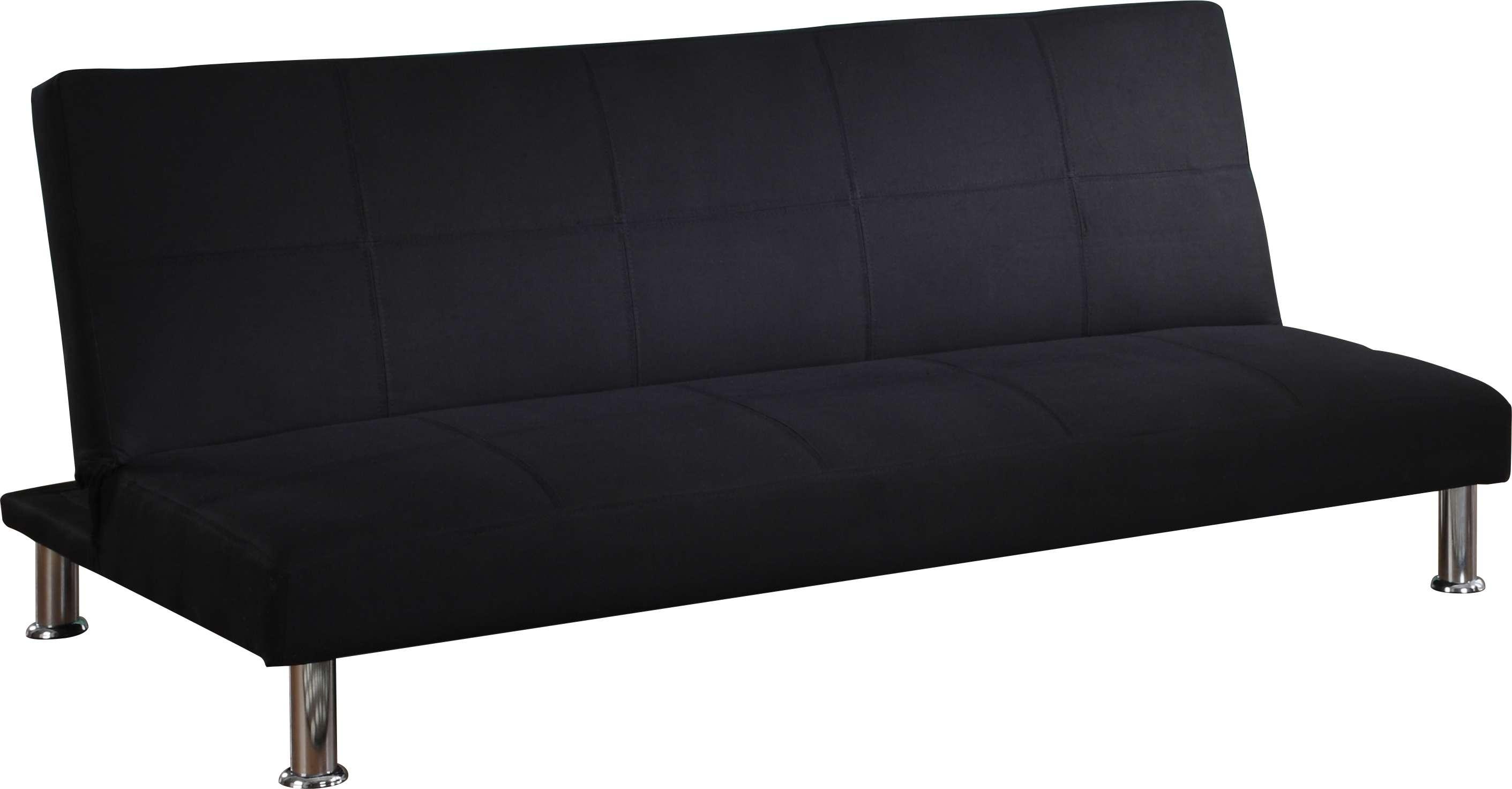 Pilaster Designs Fabric Klik Klak Sofa Bed Sleeper