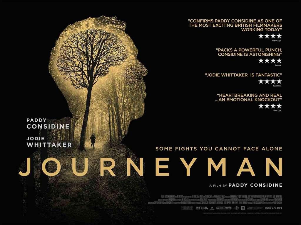 Το Ένστικτο της Επιβίωσης (Journeyman) Quad Poster Πόστερ